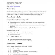 how to make a resume teenager how to write resume teenager no job experience example writing