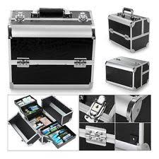 make up box extra large e storage nail jewelry cosmetic vanity beauty case