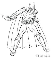 good lego nightwing coloring pages for printable