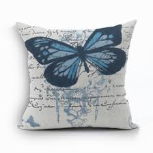 Small Picture Butterfly Handmade Cushion NZ Buy New Butterfly Handmade Cushion