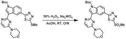 Sulfur Oxidation Hydrogen Peroxide H2o2