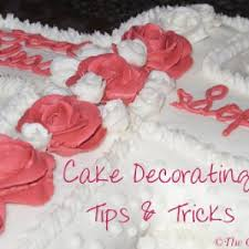8 Cake Decorating Tips Tricks The Chicken Chick