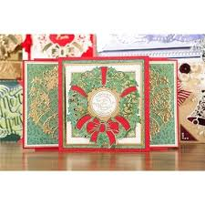 126 Best Tattered Lace Images On Pinterest  Tattered Lace Cards Create And Craft Christmas