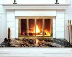 fireplace glass door repair fireplace door replacement glass gas fireplace glass replacement full size of gas