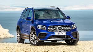 Jeder dritte mercedes ist mittlerweile ein suv, jeder vierte. 2020 Mercedes Benz Glb Is A Seven Seater Arriving Later This Year Carscoops
