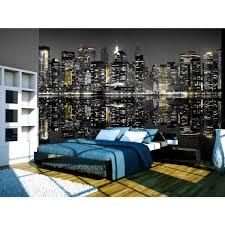 Fototapete New York Jugendzimmer Wohndesign Ideen