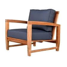 Modern Outdoor Furniture Miami Mesmerizing Teak Outdoor Lounge Chair Postrane