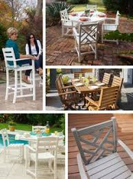 choose the perfect outdoor dining set for your e polywood outdoor furnitureoutdoor