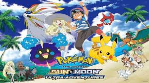 Pokémon The Series: Sun And Moon Ultra Legends Wallpapers - Wallpaper Cave