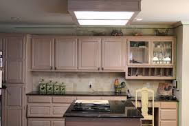Paint Your Kitchen Cabinets How To Paint Oak Kitchen Cabinets With Chalk