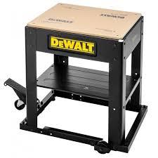 dewalt planer stand. dewalt dw7350 planer stand with integral mobile base dewalt e