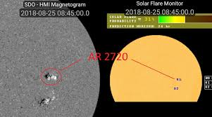 Are We Witnessing The Start Of Solar Cycle 25 Universe Today