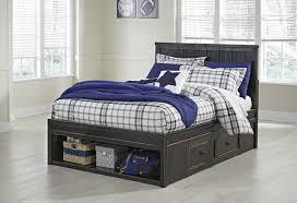 twin storage bed.  Storage Ashley B5215352S83S60 Twin Storage Bed With Storage Bed
