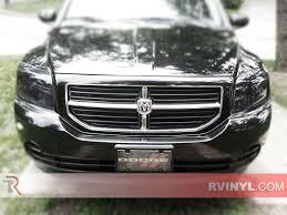Rtint® Dodge Caliber 2007-2012 Headlight Tint | Film