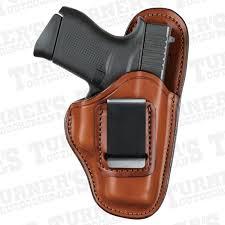 bianchi professional model 100 inside waistband holster item 19230