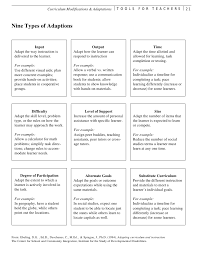 Curriculum Modifications And_adaptations 2