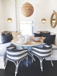 Dining nook inspiration courtesy of Serena & Lily's Westport Design ...