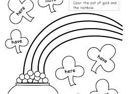 Rainbow Coloring Pictures Rainbow Coloring Pages Printable With