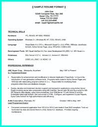 Sample Programmer Resume cool Computer Programmer Resume Examples to Impress Employers 27