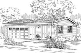 garage plans with office. Garage Plan 20-014 - Front Elevation Garage Plans With Office