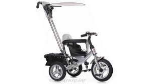 Сборка детского трехколесного велосипеда <b>Lexus Trike</b> Next ...