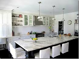 Black And White Marble Countertops Ulsga For Kitchen  White Cabinets With Marble Countertops N10
