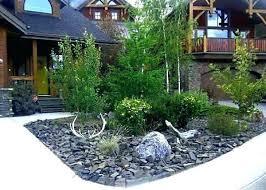 Rock Garden Design Ideas Custom Rock Designs For Yard Decoration Landscaping Ideas With Rock Garden
