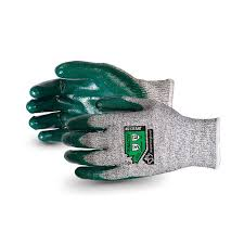Steel And Metal Fabrication Gloves Kevlar Palm Safety