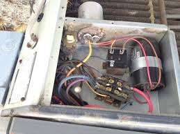 question about replacing capacitor on trane xl 1200 condensor ac fan capacitor wiring diagram question about replacing capacitor on trane xl 1200 condensor