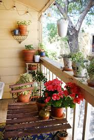 Terrace and Garden: Balcony Garden Ideas By Jenny And Collin - Terrace And  Garden