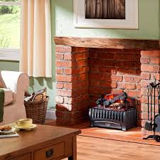 artisan west yorkshire brick inglenook fireplace