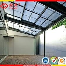 polycarbonate panels roofing sheet polycarbonate tubing polycarbonate hurricane panels