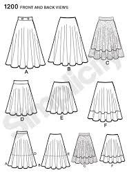 Circle Skirt Pattern Free Magnificent Design Ideas