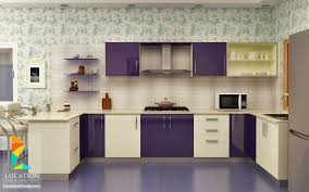 Indian Kitchen Cabinets Colors Baneproject