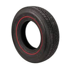 Coker Tire 629705 Redline Radial Tire 235 75r15