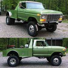 An Old Cowboy In A New World Nice Big Ford Trucks 79 Ford Truck 1979 Ford Truck