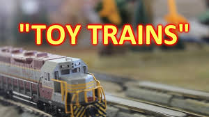 <b>Toy Train Set</b> AWESOME CHOO CHOO TRAINS in Action! City and ...