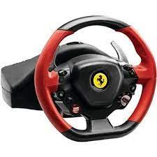 Thrustmaster Ferrari 458 Spider Racing Wheel Xbox One Racing Wheel Ferrari 458 Ferrari Spider