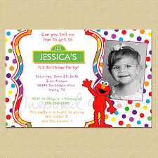 full size of elmo 1st birthday invitations template under the sea high quality 78 archaicawful