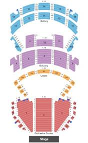 Orpheum Theater Tickets And Orpheum Theater Seating Chart