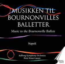 Categories » Orchestra » Bournonville-Ballets: Napoli / Polka Militaire /  La Ventana (2CD)