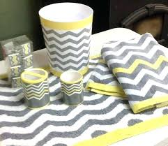 grey and white bathroom rugs yellow and gray bathroom sets chevron light yellow gray white bathroom