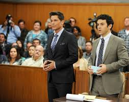 rob lowe fred savage court laughter as brotherly lawyers on new rob lowe fred savage court laughter as brotherly lawyers on new fox comedy the grinder