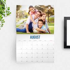 Custom Photo Calender Custom Calendars Photo Calendar Printing At Gotprint Com