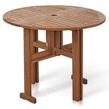 Scanmod Design Klappbarer Esstisch Arianna Aus Holz Bewertungen