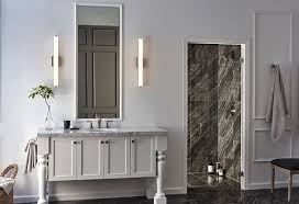 Bathroom Vanity Light Height Interesting Best Bathroom Vanity Lighting Lightology