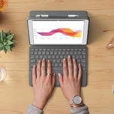 Logitech'ten iPad için yeni klavye: Combo Touch - ShiftDelete.Net