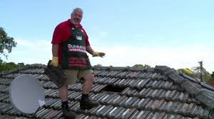 how to remove roof tiles diy at bunnings