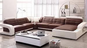 brown leather sofa set designs for living room furniture