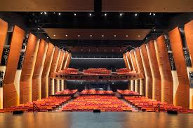 The Marshall Family Performing Arts Center Weiss Manfredi